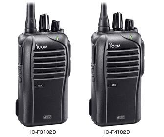 IC-F3102D